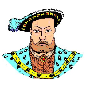 A picture of Henry VIII in his prime