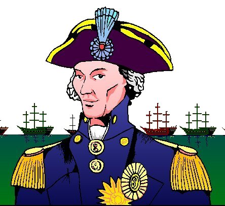 You see Lord Nelson, saved these British Isles from the threat of invasion for 134 years